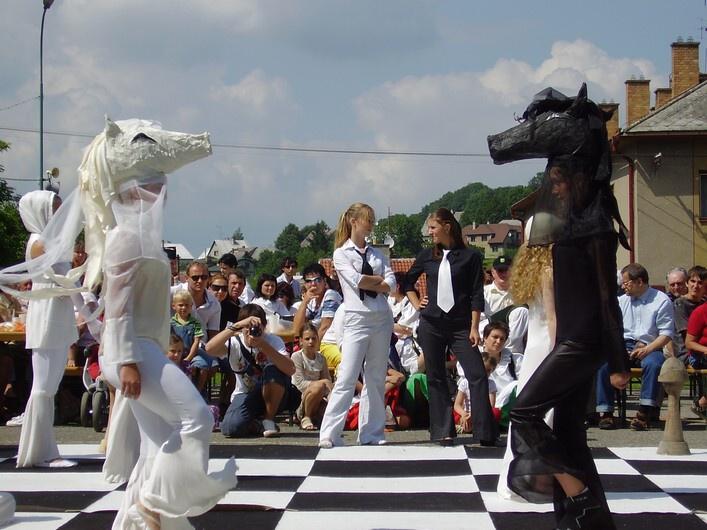 Schaakdans 2