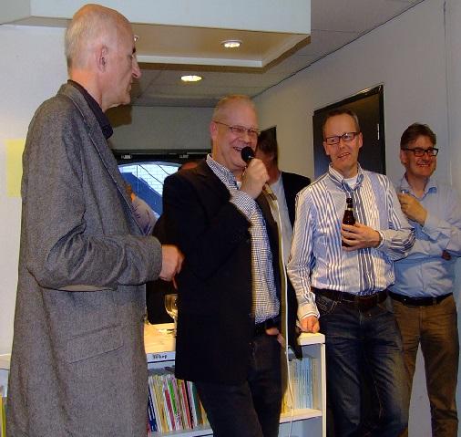 P6 Eric Smaling Aart Strik over SPA Ron Langeveld Jeroen van den Berg