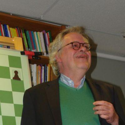Hans Ree - Boekpresentatie MEC Amsterdam 2013 Olthof