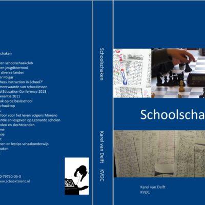 hele cover boek Schoolschaken