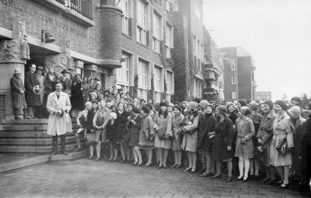 Euwe school 1930