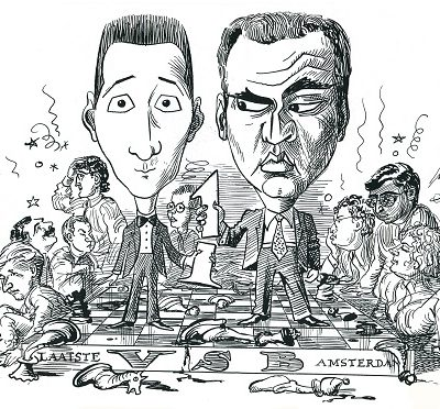 Topalov Kasparov laatste VSB 1996